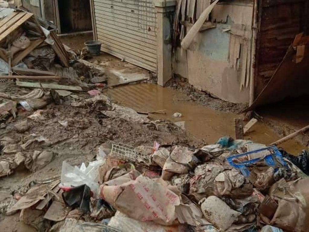 73 Pasar Terdampak Banjir, Kerugian Ditaksir Rp 350 M