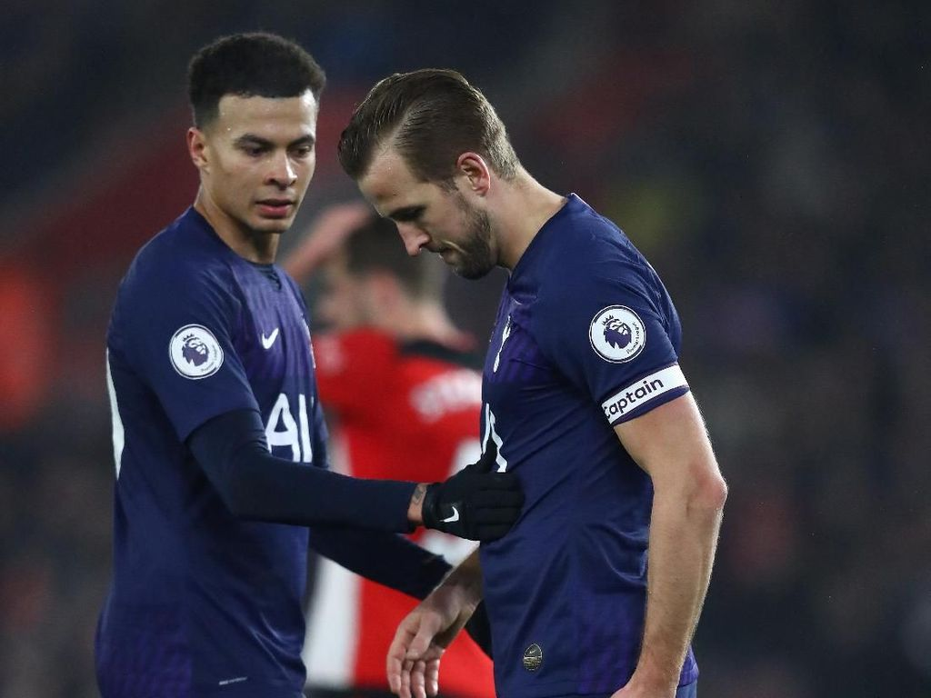 Alli: Tottenham Bakal Baik-Baik Saja Tanpa Kane