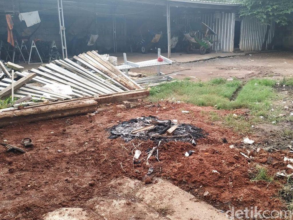 Seekor Kuda Mati Saat Dibawa Kusir Terobos Banjir di Tangsel
