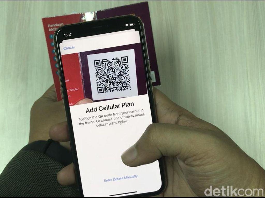 Cara Mengaktifkan eSIM di iPhone 11 Pro