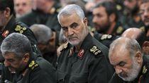 Trump Beri Izin Operasi Pembunuhan Jenderal Iran 7 Bulan Lalu