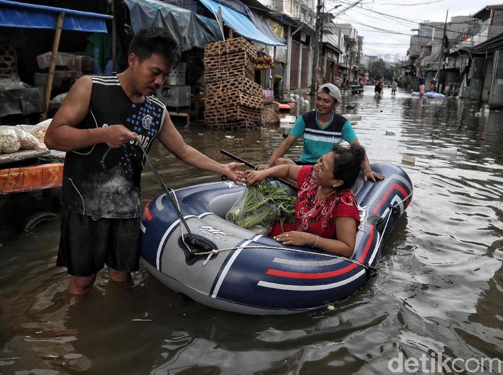 Ingin Sumbang Bantuan untuk Korban Banjir? Ini 16 Daftar Posko Banjir