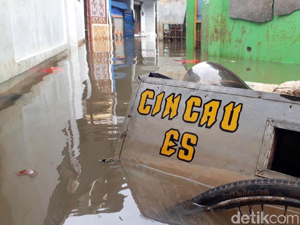Korban Banjir Mau Gugat Anies, Gerindra DKI Harap Tak Ditunggangi Politik