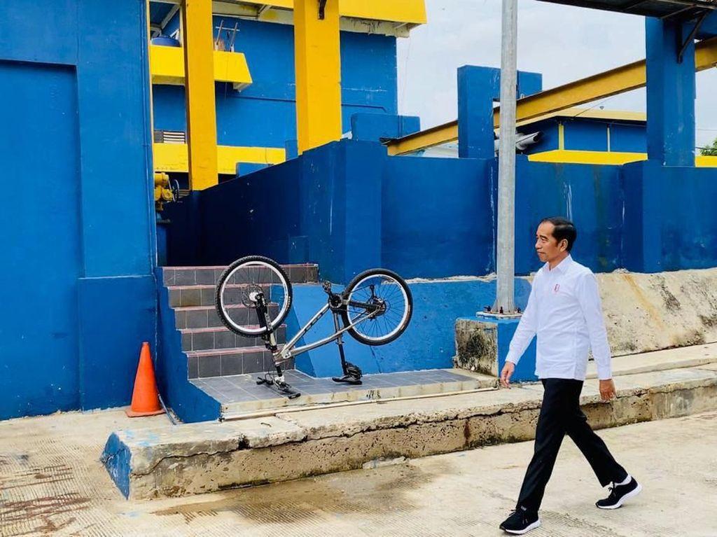 Pentingnya Waduk Pluit untuk Disidak Jokowi