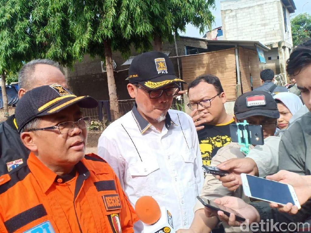 Sohibul Minta Anies Tak Baper dengan Kritik Banjir Jakarta: Bahan Introspeksi