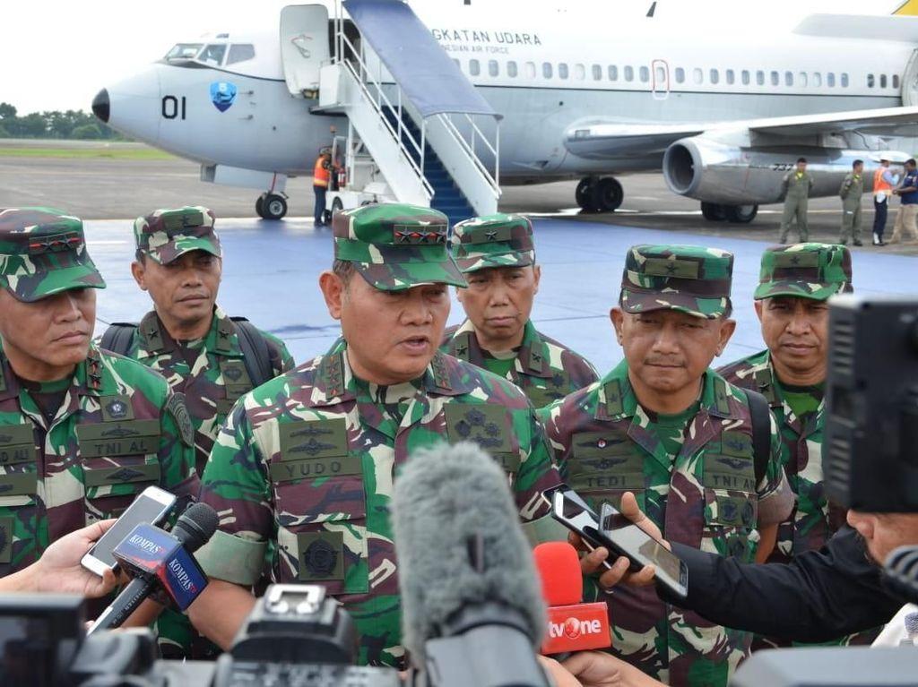 Laut Natuna Diklaim China, TNI Siaga Tempur