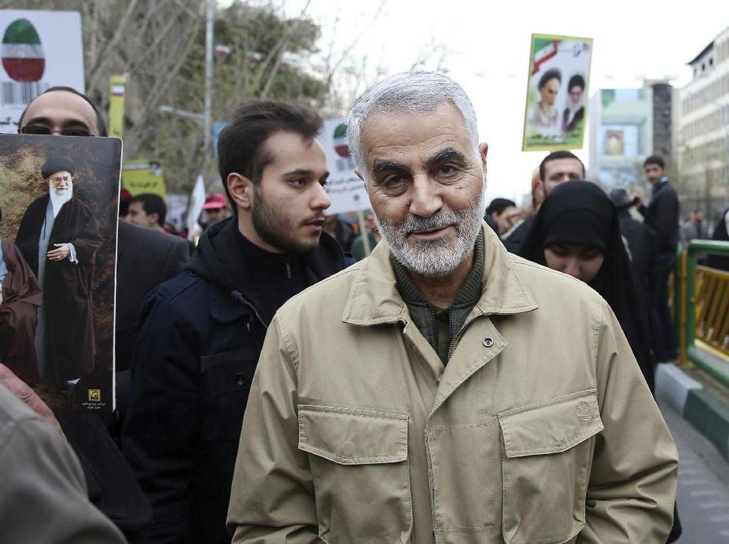 Intelijen Israel Berperan dalam Operasi AS yang Tewaskan Jenderal Iran