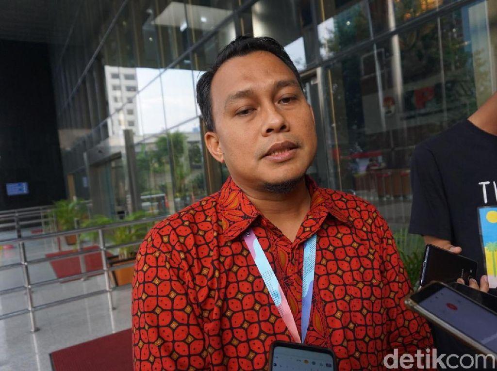 KPK Jawab Tim Hukum PDIP soal Tanggal Terbit Sprilidik OTT Wahyu Setiawan
