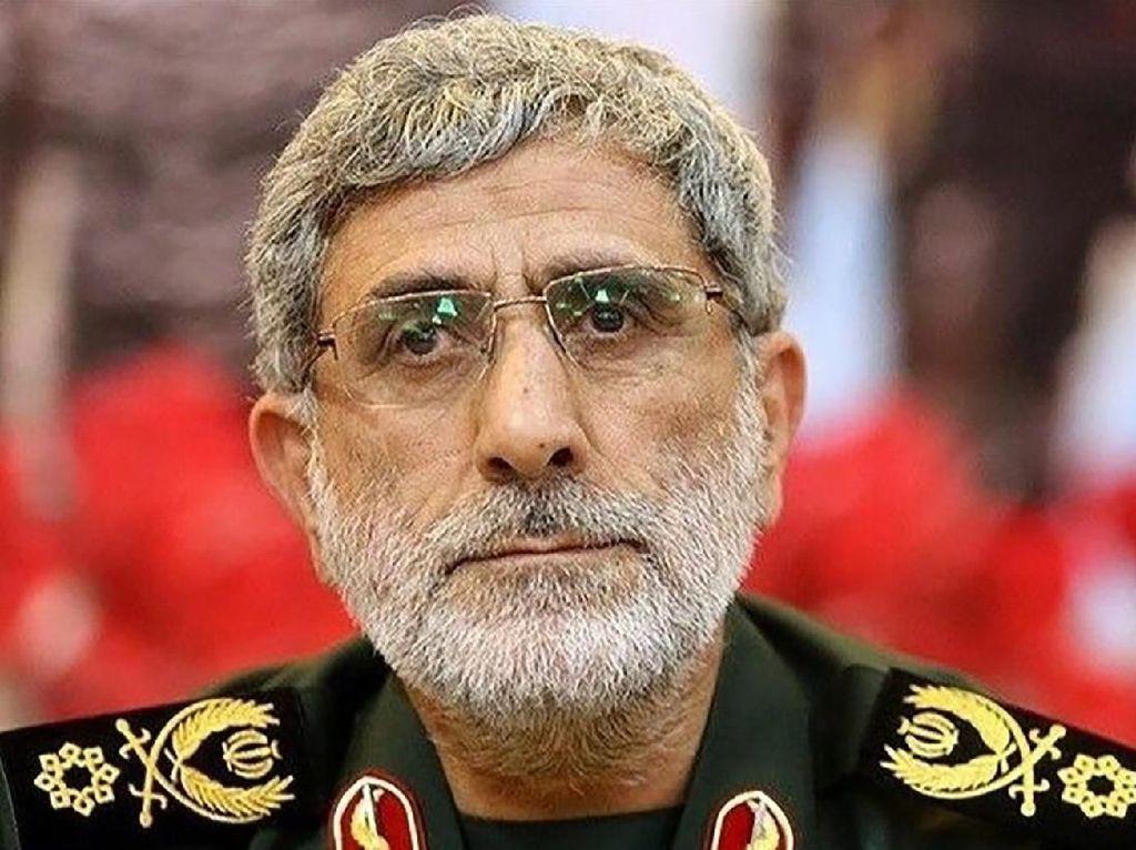 Jenderal Baru Iran Pengganti Soleimani