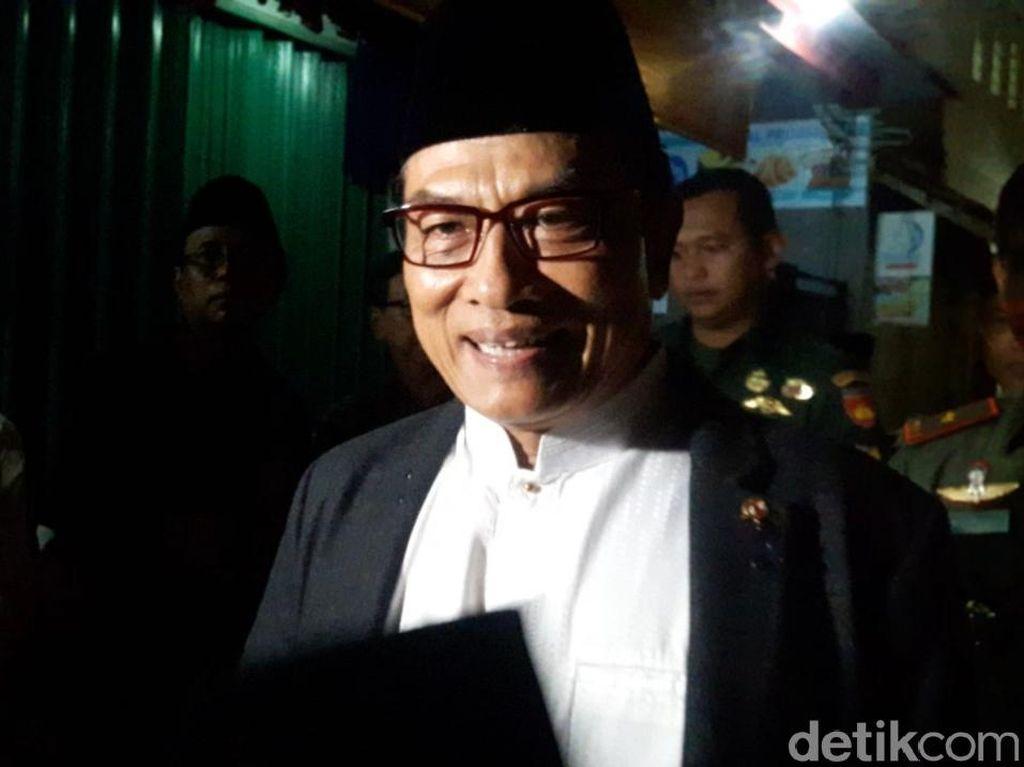 Moeldoko Soal Usulan Provinsi Natuna: Ada Moratorium, Nanti Disesuaikan