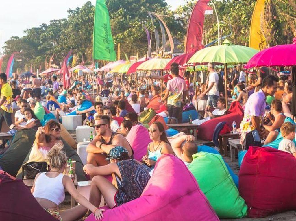 Kunjungan Turis Australia ke Bali Pecahkan Rekor di 2019
