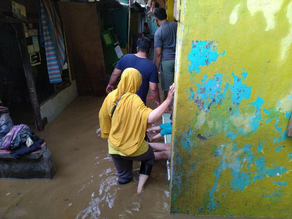 Ini Data Wilayah Jabodetabek yang Masih Kebanjiran