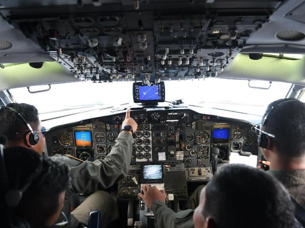 Patroli Udara di Laut Natuna Ditingkatkan