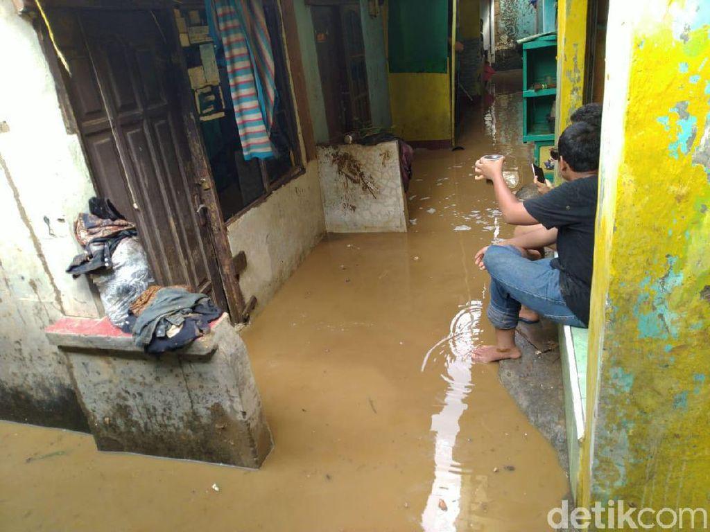 Menperin Janji Ganti Mesin IKM yang Rusak Kena Banjir