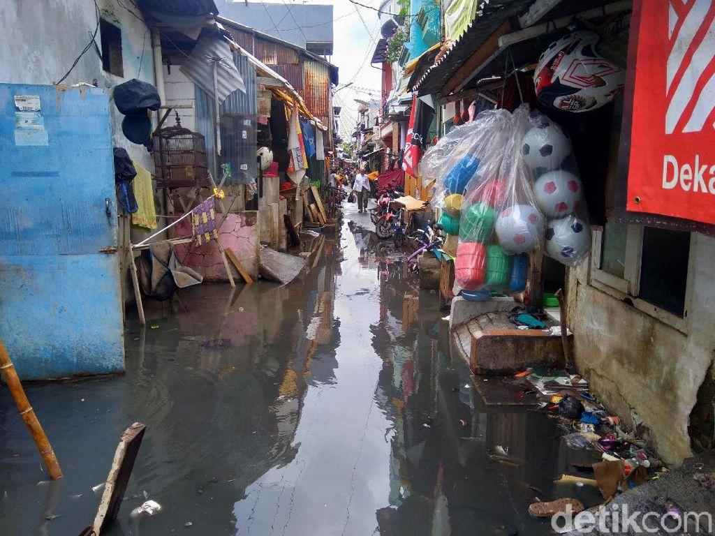 Update Banjir DKI-Banten-Jabar: Korban Jiwa 53, Pengungsi 173 Ribu
