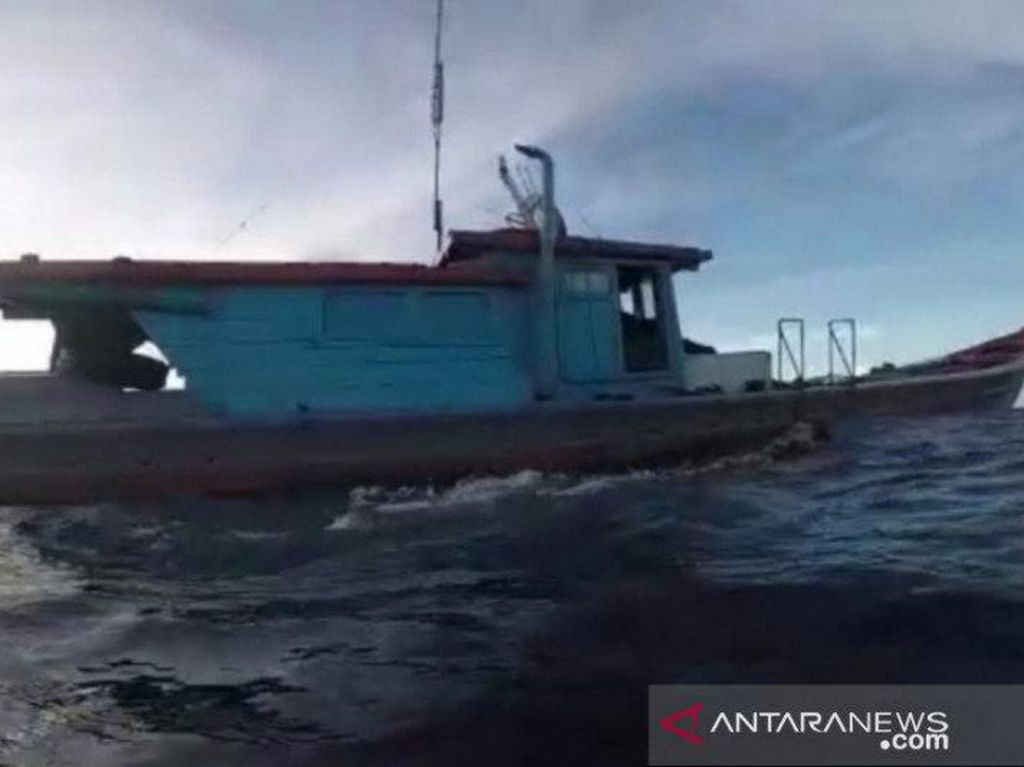 Nelayan Natuna Takut Melaut Sejak Coast Guard China Masuk Perairan RI