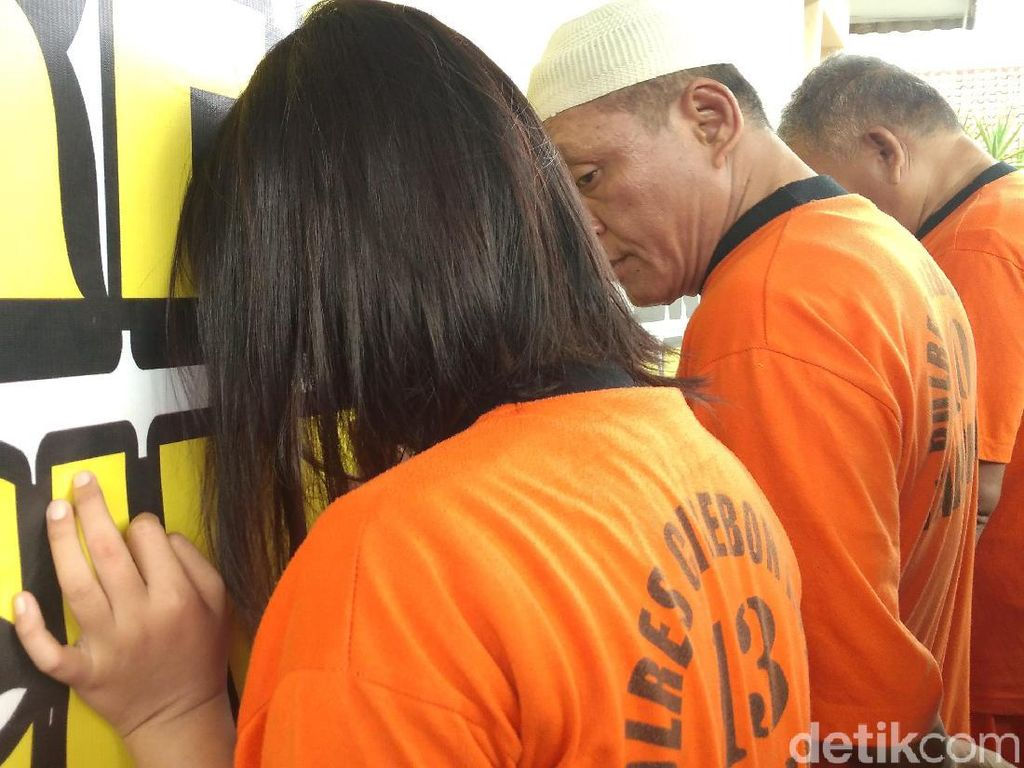 Suami-Istri Pesta Sabu yang Dipasok dari Lapas di Cirebon