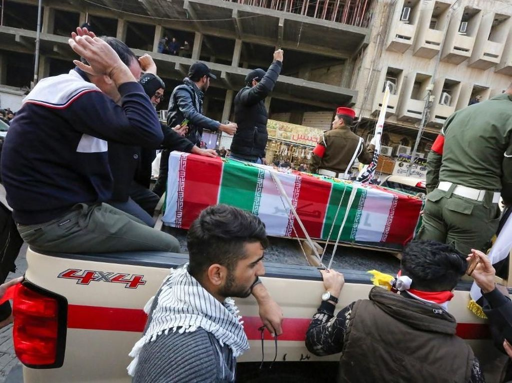 Jenderalnya Dibunuh AS, Iran Punya Cadangan Gas Rp 560 Triliun