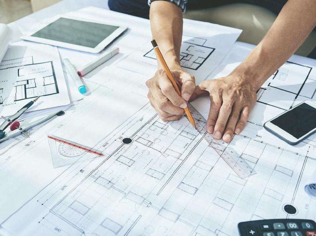 Inspiratif! Arsitek Tampan Gratiskan Desain Rumah, Imbalannya Cuma Salawat