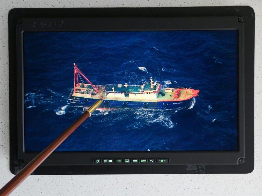 Kok Kapal China Berani Masuk Perairan RI?