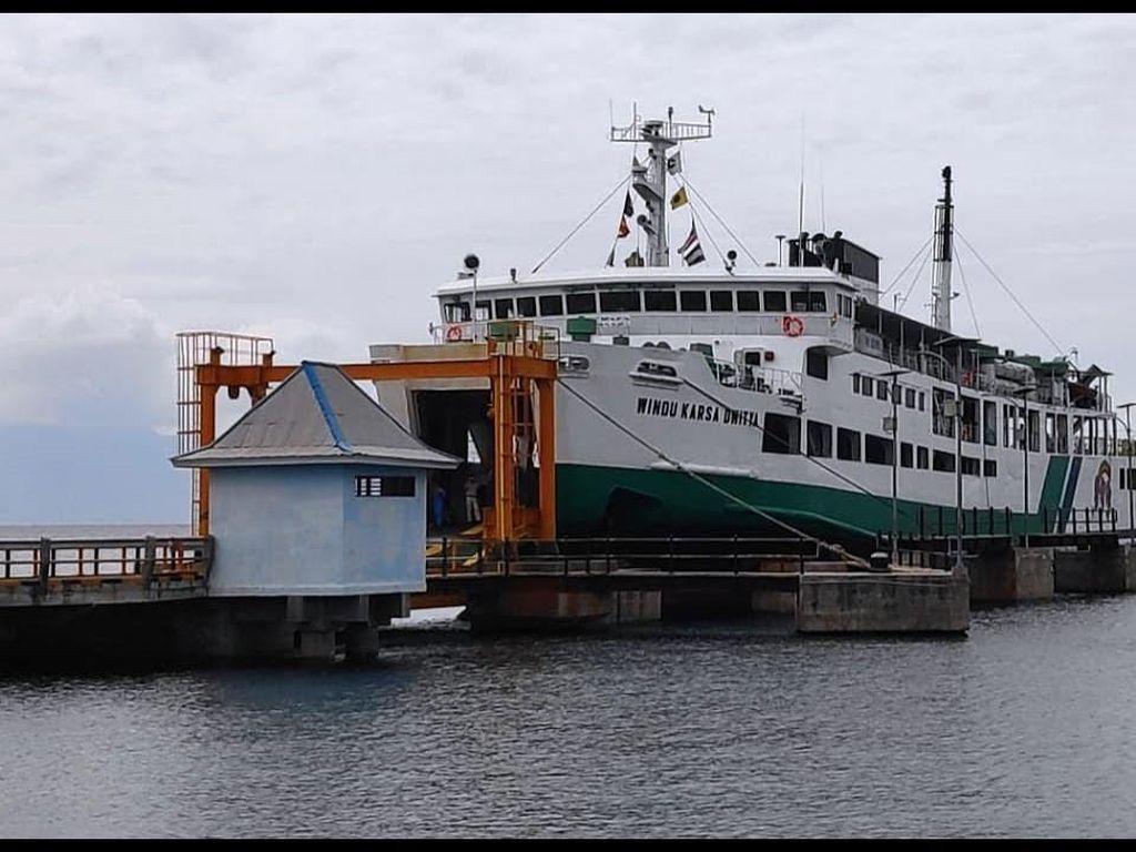 Cuaca Buruk di Perairan NTT, Pelayaran KM Windu Karsa Dwytia Ditunda