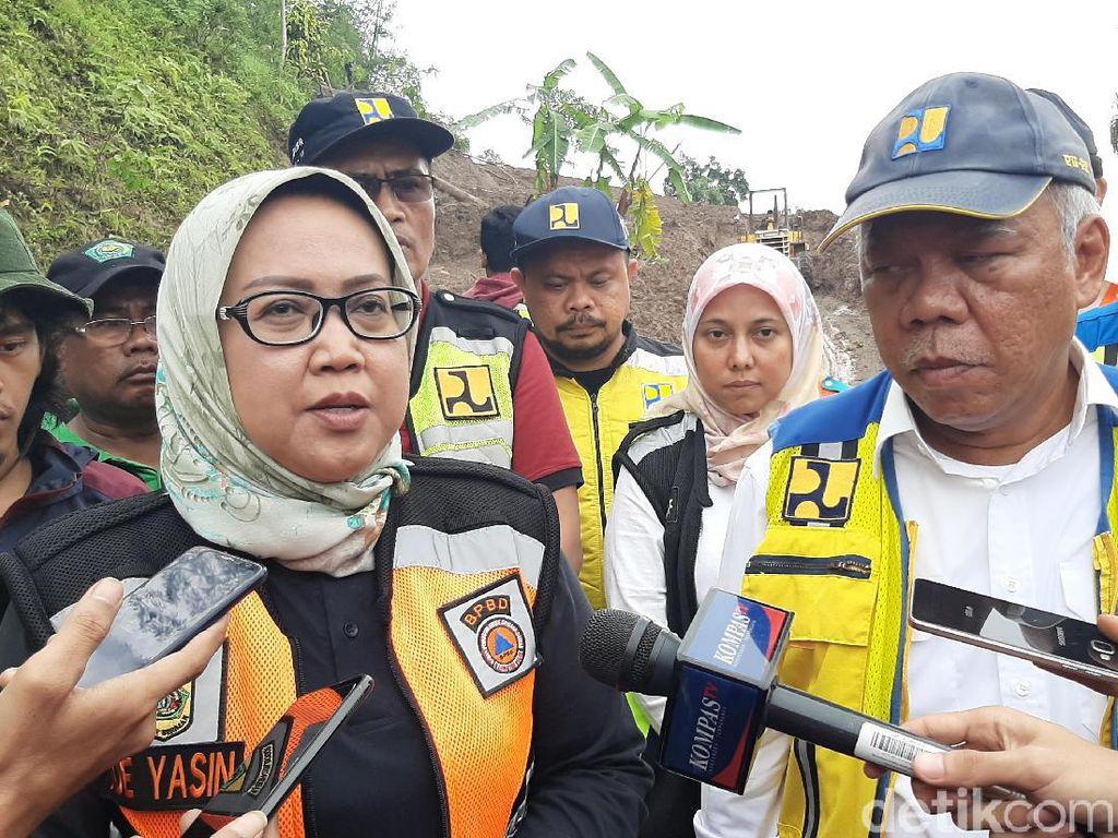 Bupati Bogor: Masih Ada 5 Desa di Sukajaya yang Terisolasi