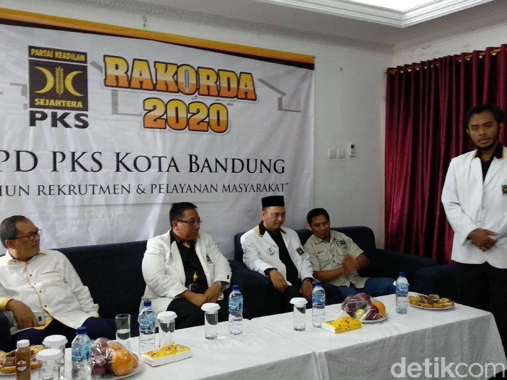 Hadapi 2024, DPD PKS Jabar Targetkan Rekrut 600 Ribu Kader Baru