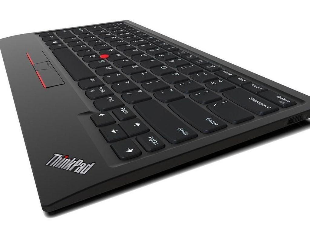Lenovo Jual Keyboard ThinkPad yang Bisa Tahan 2 Bulan