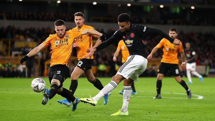 6 fakta usai Wolves vs Manchester United berakhir seri 0-0 di laga babak ketiga Piala FA. (Foto: Catherine Ivill / Getty Images)