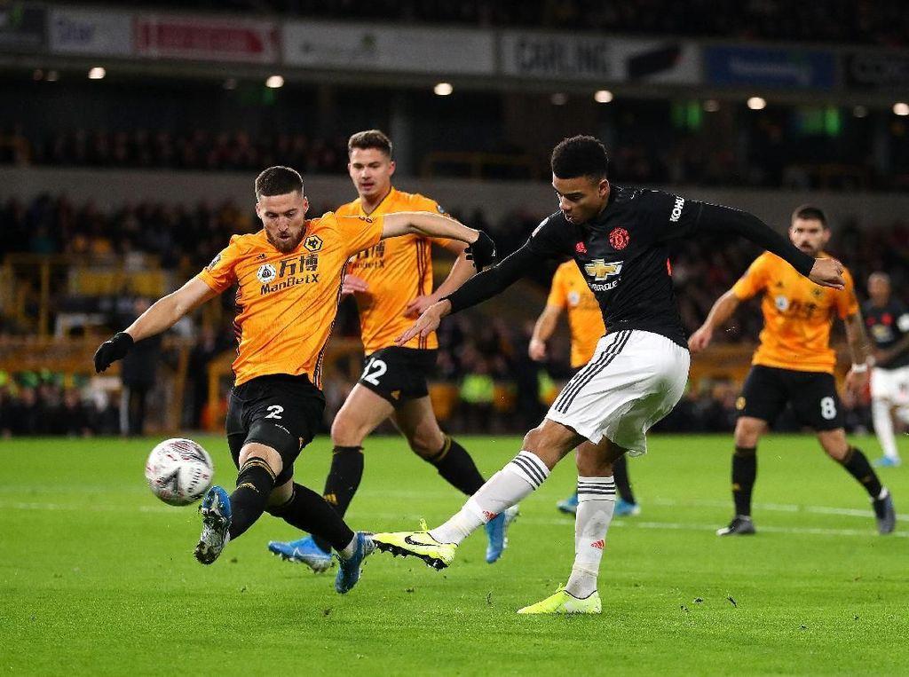 6 Fakta Usai Hasil Kacamata Wolves Vs Man United