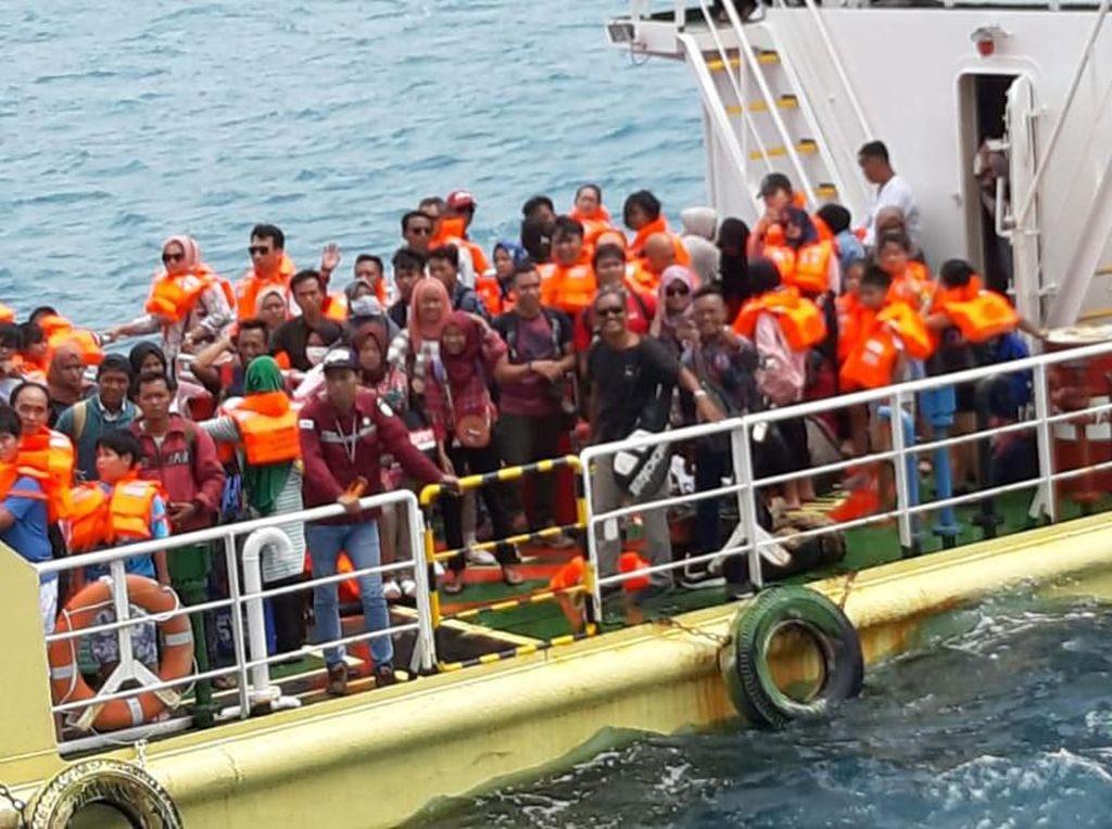 Penyeberangan Ditutup, Camat Karimunjawa: Stok BBM dan Sembako Aman