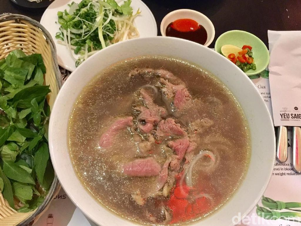 Klarifikasi Saigon Delight Atas Kasus Keracunan Makanan