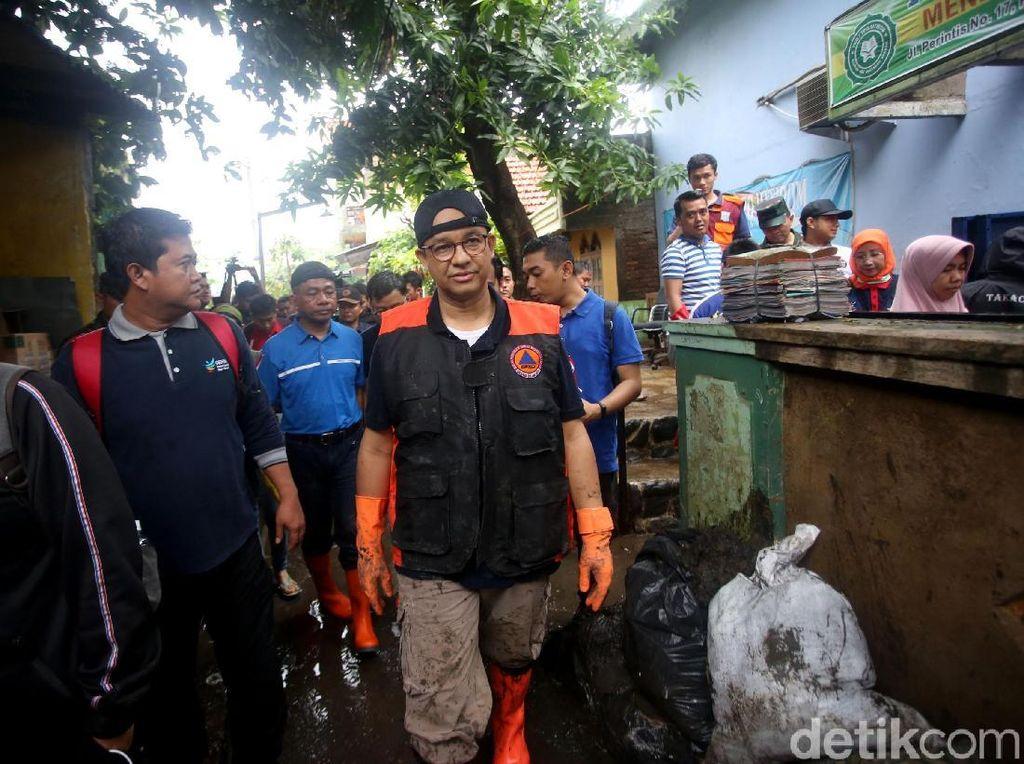 Golkar: Warga yang Puji Anies Gubernur Rasa Presiden Berbaju 212, Wajar