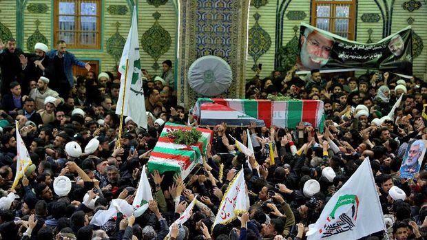 Informan Irak: Suriah Bantu AS Membunuh Soleimani