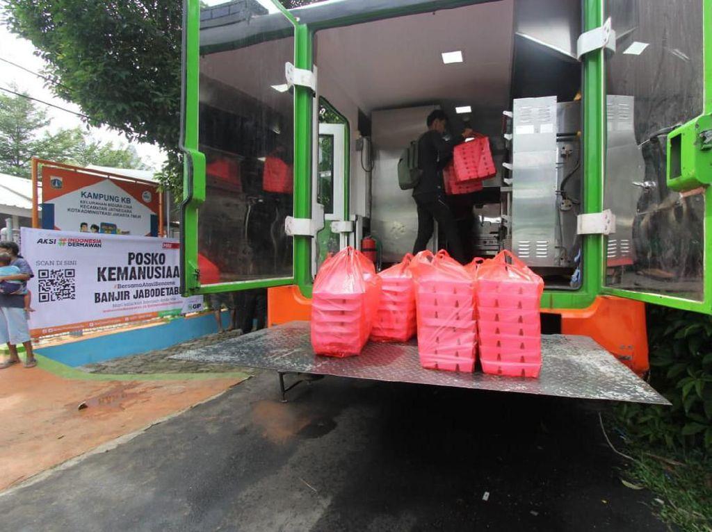 ACT Kerahkan 10 Armada Kemanusiaan Bantu Korban Banjir Jabodetabek