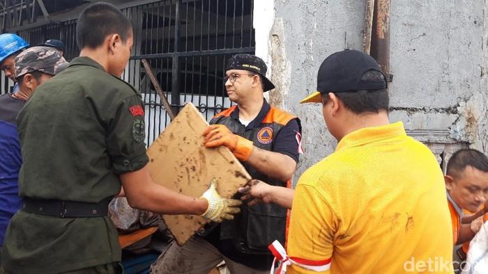 Gubernur DKI Jakarta Anies Baswedan (Rahel Narda Chaterine/detikcom)