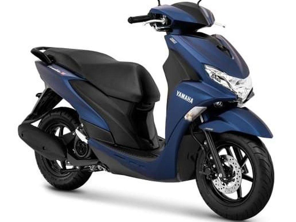 Makin Segar, Ini 7 Pilihan Warna Baru Yamaha FreeGo