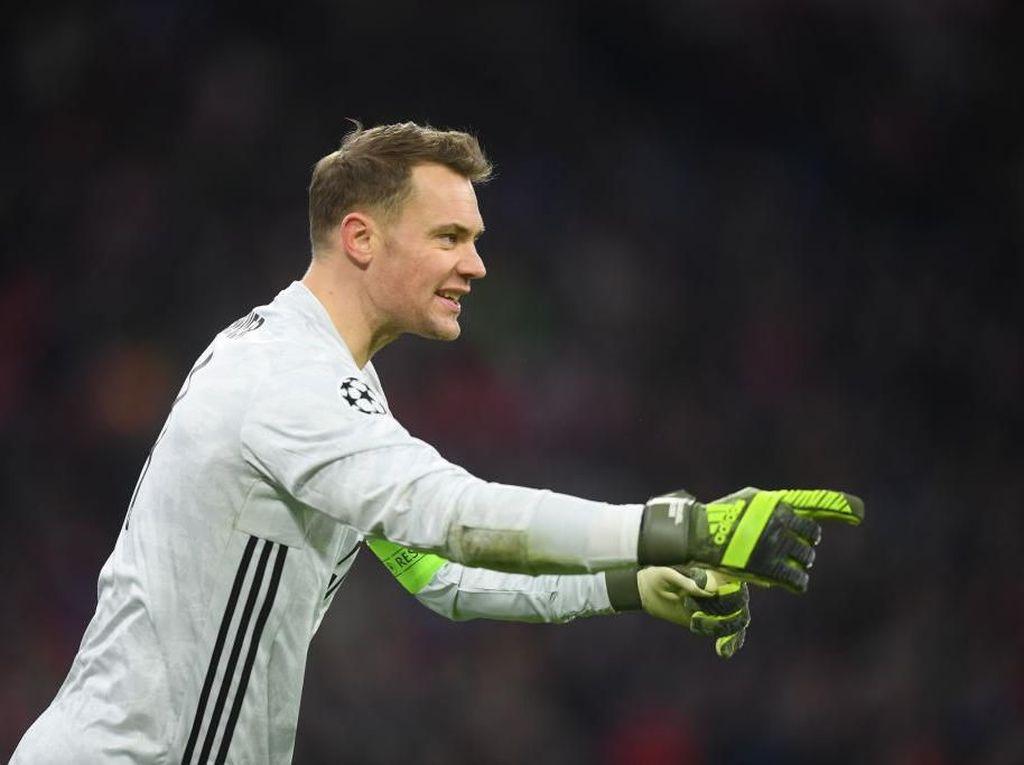 Neuer Siap Bersaing dengan Nubel di Bayern
