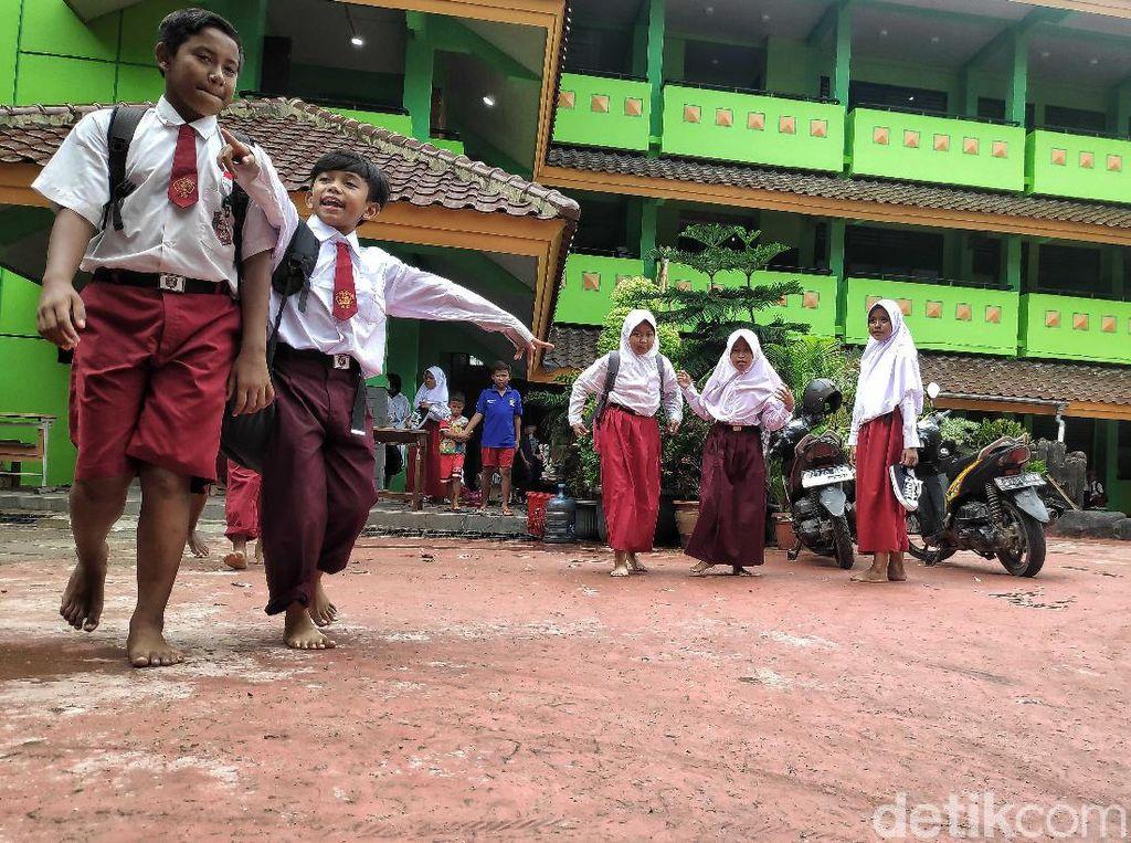 Rohil Riau Masuk Zona Hijau Corona, Diizinkan Buka Sekolah
