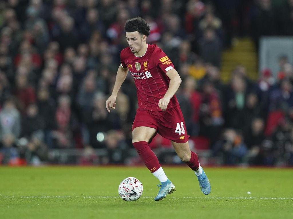 Tentang Gol Lengkung Indah Curtis Jones yang Loloskan Liverpool