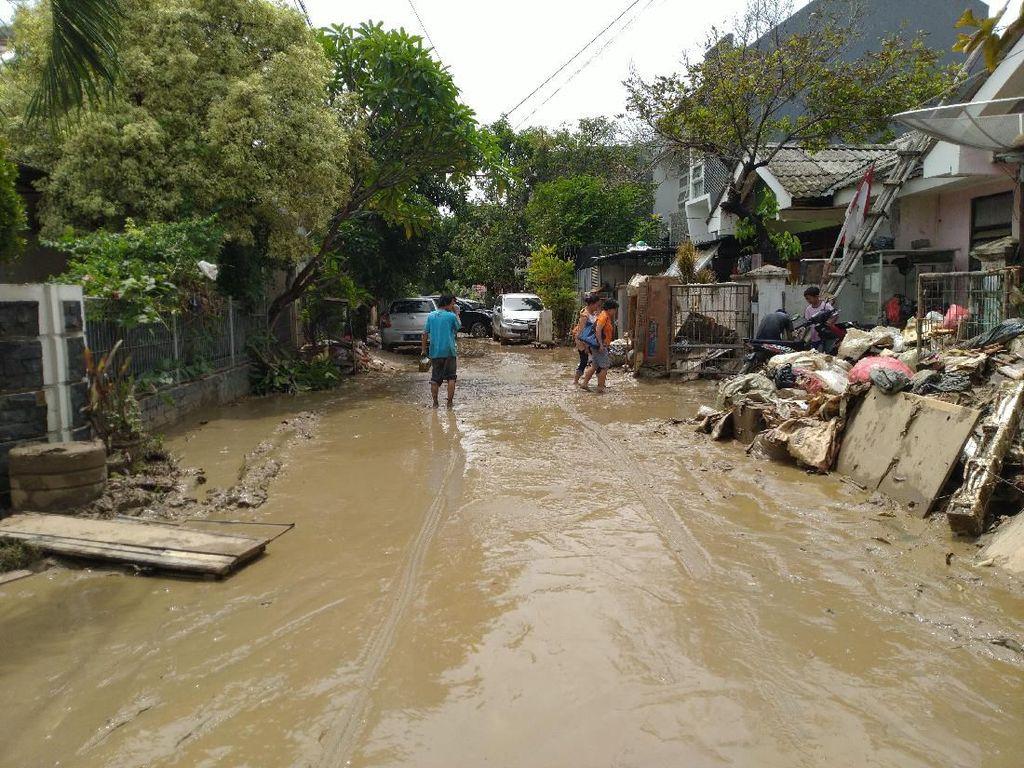 Rumah Rusak Berat Imbas Banjir Dapat Rp 50 Juta dan Rp 500.000/Bulan