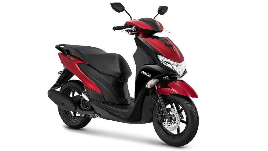 Yamaha FreeGo 2020 Punya Warna Baru
