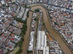 Peneliti LIPI: Normalisasi Sungai Merusak Ekosistem, tapi...
