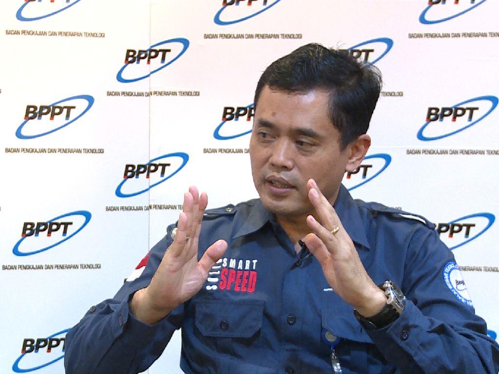 Hujan Ekstrem Diprediksi Guyur Jakarta 11 Januari, BPPT Operasi TMC 24 Jam