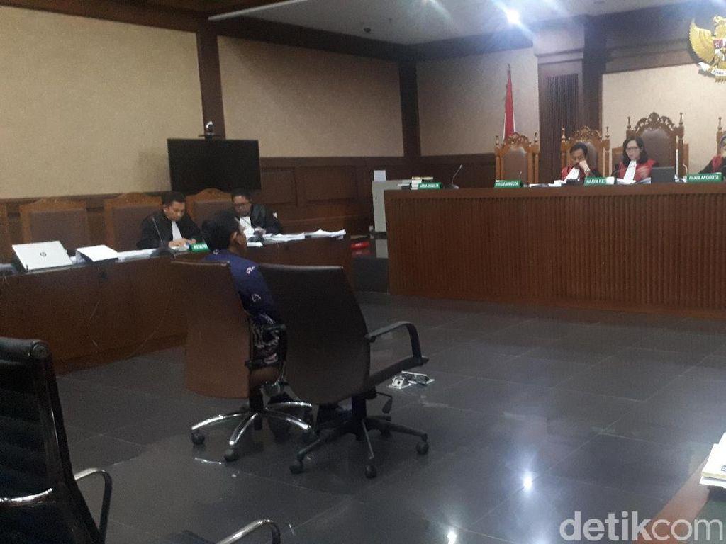 Kasus Suap Antar-BUMN, Perantara Andi Taswin Divonis 16 Bulan Bui