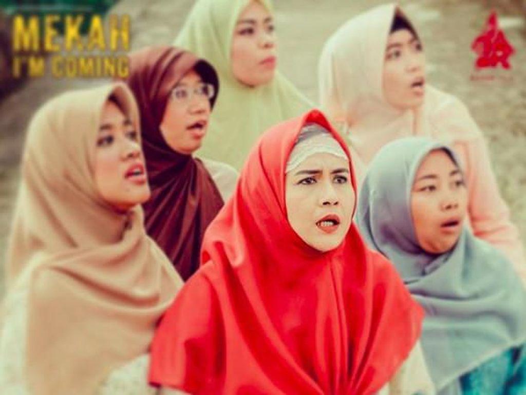 Mekah Im Coming, Film Terakhir Ria Irawan