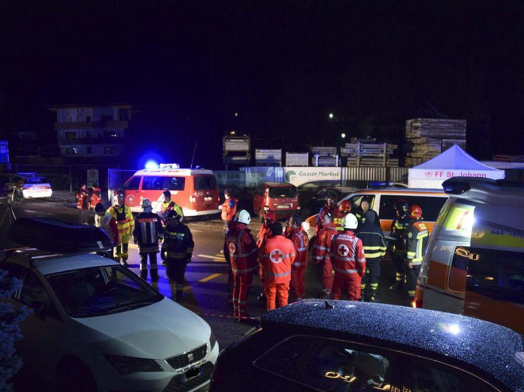 6 Turis Jerman Tewas Tertabrak di Italia