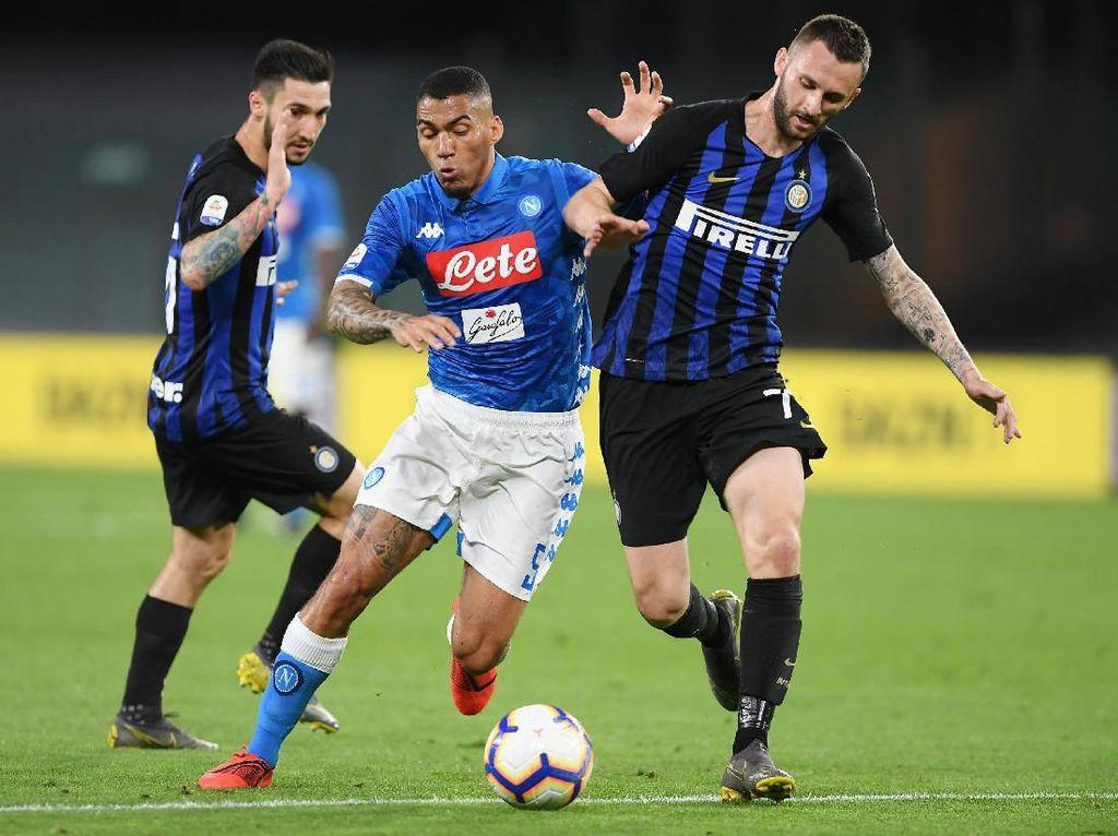Napoli Vs Inter: Nerazzurri Ditunggu Laga Sulit di San Paolo