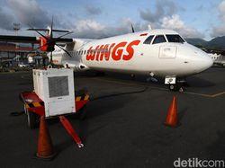 Dalih Tak Paham Penumpang Pesawat Buka Jendela Darurat