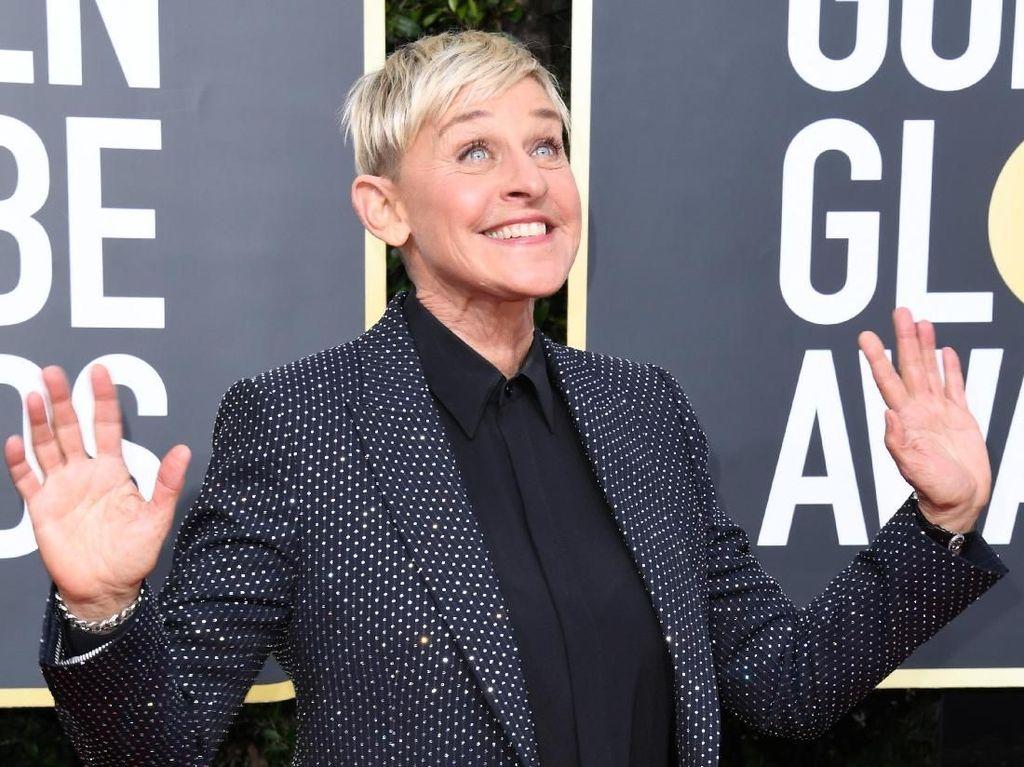 Ellen DeGeneres Positif Corona, Ceritakan Gejala Tak Biasa yang Dialaminya